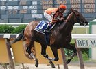 "Mint Lane pulls away in the Dwyer.<br><a target=""blank"" href=""http://www.bloodhorse.com/horse-racing/photo-store?ref=http%3A%2F%2Fpictopia.com%2Fperl%2Fgal%3Fprovider_id%3D368%26ptp_photo_id%3D5040803%26ref%3Dstory"">Order This Photo</a>"