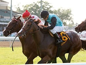 Denomination Rallies for Violet Stakes Win