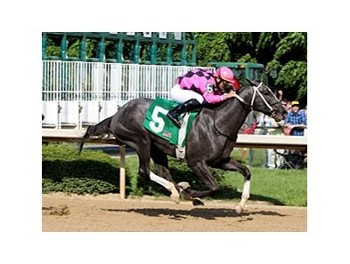Master Rick won the Northern Spur Stakes on April 14.