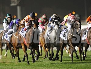 Ortensia wins the 2012 Alquoz Sprint.