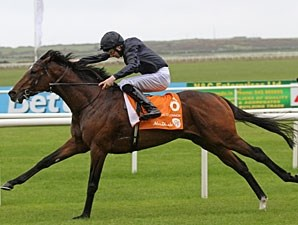 Roderic O'Connor wins the Irish 2,000 Guineas.