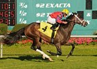 Old Tune and Joel Rosario take the Endeavor Stakes at Tampa Bay Downs.