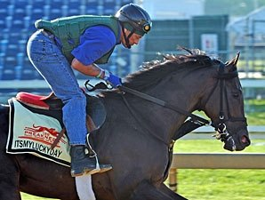 Pegasus Next Up for Verrazano, Itsmyluckyday