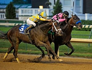 Code West wins the 2013 Matt Winn.