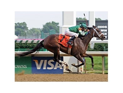 Miss Macy Sue will try to capture the 2008 Honorable Miss after finishing 4th as the favorite in last year's running.