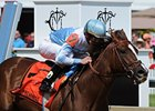 "Agave Kiss looks to return to winning in the Prioress.<br><a target=""blank"" href=""http://photos.bloodhorse.com/AtTheRaces-1/at-the-races-2012/22274956_jFd5jM#!i=1854622083&k=mMVJ2Tx"">Order This Photo</a>"