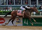 "Derby winner Mine That Bird looks for a repeat performance in a tough Preakness field.<br><a target=""blank"" href=""http://www.bloodhorse.com/horse-racing/photo-store?ref=http%3A%2F%2Fpictopia.com%2Fperl%2Fgal%3Fprovider_id%3D368%26ptp_photo_id%3D8063583%26ref%3Dstory"">Order This Photo</a>"