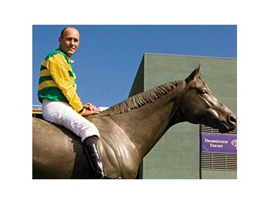 Garry Stevens will return to riding on Jan 6 at Santa Anita.