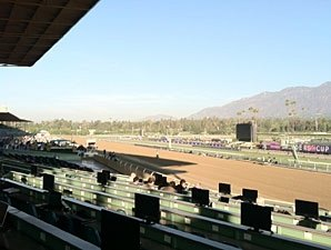 Pick 6 On-Track Bonus Pays Off at Santa Anita