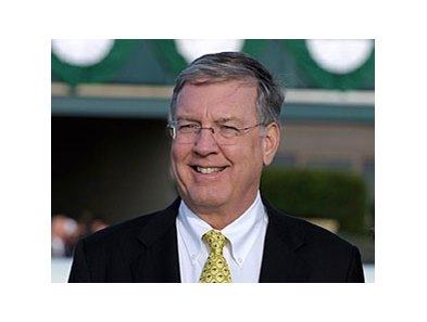 Nick Nicholson, the president and chief executive officer of Keeneland