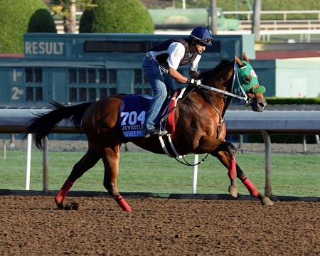 Caption:  Private Prospect
