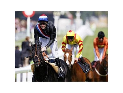 Society Rock won the Diamond Jubilee Stakes in 2011.