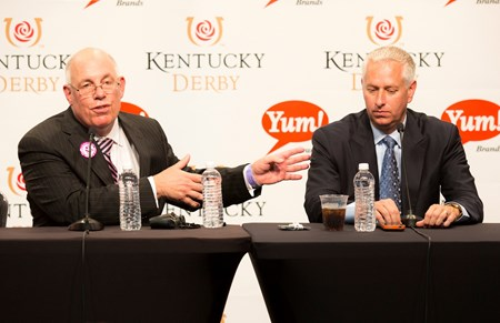 Ed Stanco and Todd Pletcher talk about their victory in the post race press conference.