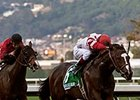 Baze, Hollendorfer Team for Gold Rush Win