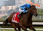 Cross the Line Strikes in California Derby