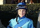 Rosie Napravnik won 16 races to capture her second straight fall meet riding title.
