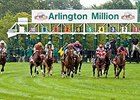Arlington Announces 2015 Stakes Schedule
