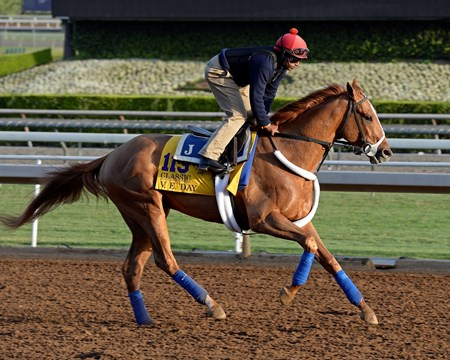 Caption:  V.E. Day