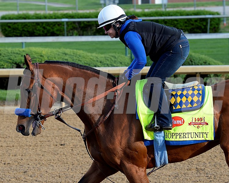 Caption: Hoppertunity with Dana Barnes