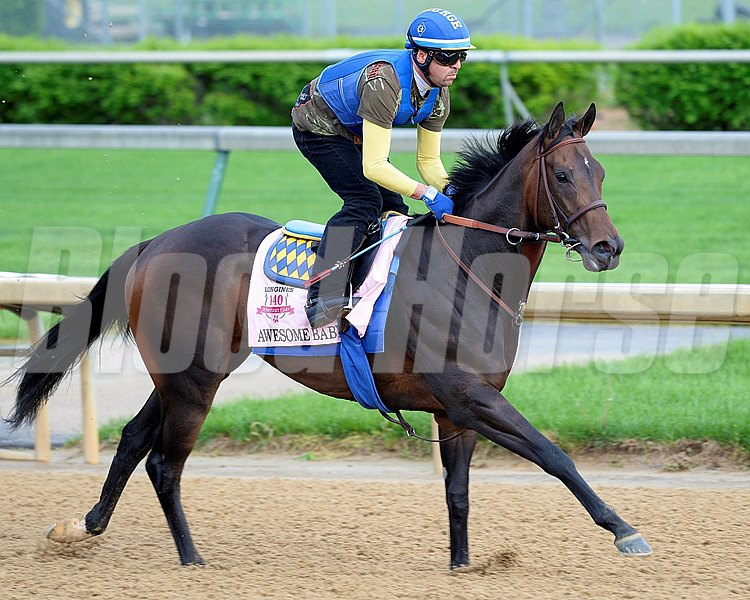 Caption: Awesome Baby
