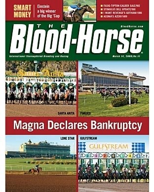 The Blood-Horse: 03/14/2009 issue