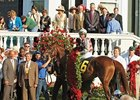 Derby Winner Funny Cide Retired; Connections Call It Bittersweet