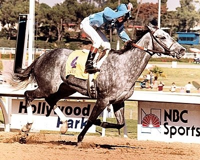 Princess Rooney ended a brilliant career with a dominating seven length win in the inaugural Distaff