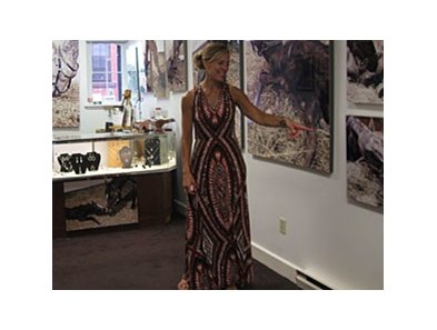 Lisa Miller at The Niche Gallery