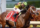 Constitution Retired to WinStar Farm