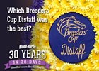 30 Years in 30 Days: Best Distaff Poll