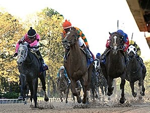 Include Betty wins the 2015 Fantasy Stakes.