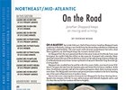 Southeast Regional: On the Road