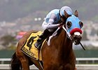 Sharla Rae won the California Oaks on Feb. 7 at Golden Gate Fields.