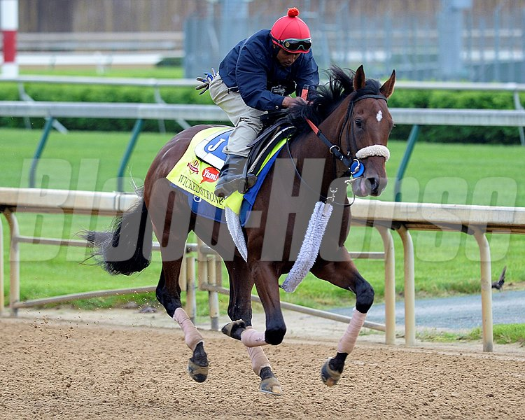 Caption: Wicked Strong