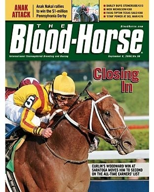 The Blood-Horse: 09/06/2008 issue