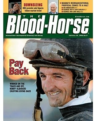 The Blood-Horse: 02/28/2009 issue