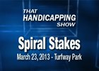 THS: Spiral Stakes