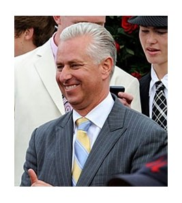 Todd Pletcher topped the trainers' list for 2010.