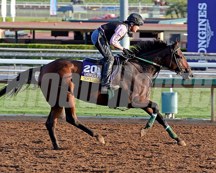 Caption:  Don't Tell Sophia