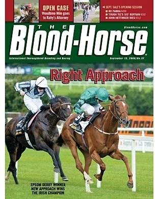 The Blood-Horse: 09/13/2008 issue