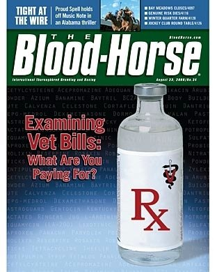 The Blood-Horse: 08/23/2008 issue