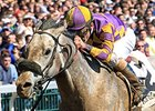 Kobe's Back faces Salutos Amigos and four others in the Palos Verdes Stakes.