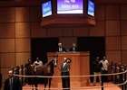 Hip 760, a Smart Strike filly, was purchased for $800,000 on October 23.