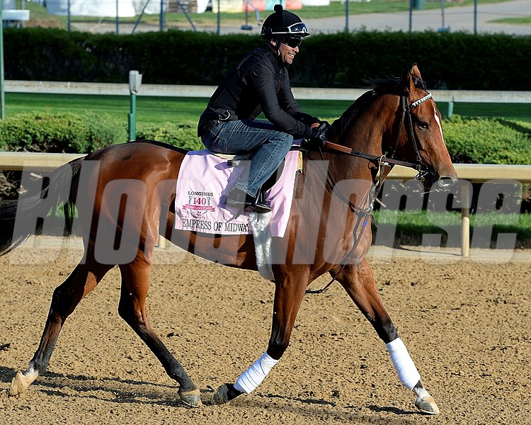 Caption: Empress of Midway