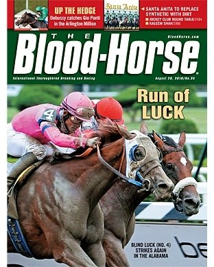 The Blood-Horse: 8/28/2010 issue