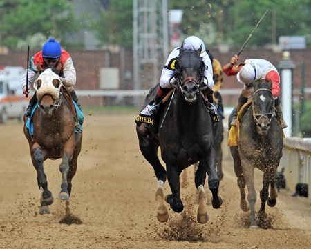 WinStar Farms Take Charge Indy, wins the Alysheba Stakes at Churchill Downs...