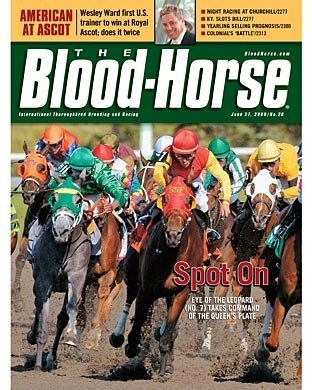 The Blood-Horse: 06/27/2009 issue