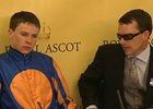 Royal Ascot: Jersey Stakes Press Conference