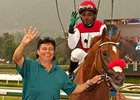 O'Neill, Krigger Each Bag Four at Santa Anita