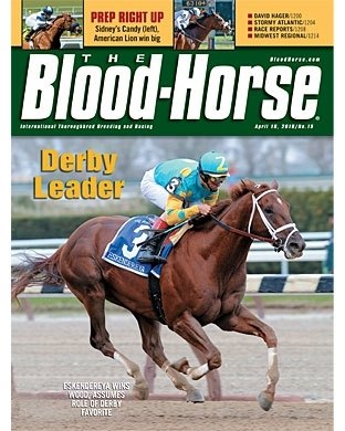 The Blood-Horse: 4/10/2010 issue
